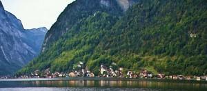 un pueblo de cuento en Austria