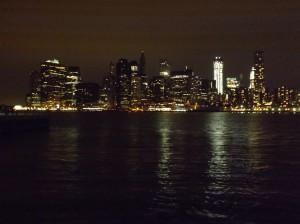 Vistas ciudad de Nueva York