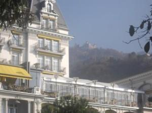 Montreux, montañas y hoteles