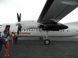 Air Panamá. Bocas del Toro
