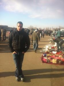 Mercados en Rumania