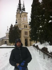Iglesia de San Nicolas en Brasov