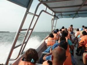 viajar a las islas del rosario
